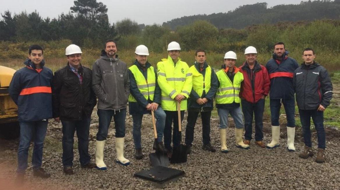 Construction Commences for Stolt Sea Farm's Newest Site