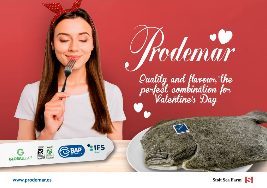 Prodemar launches St Valentine's Day advertising campaign