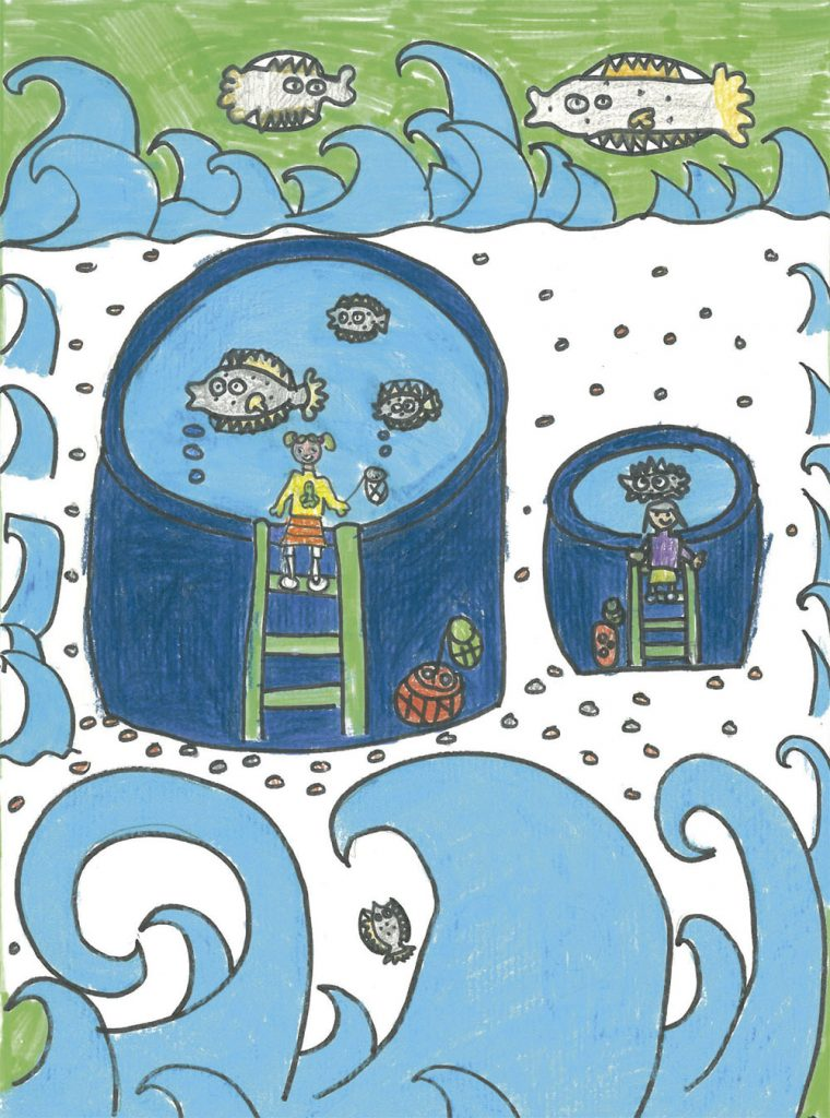 Stolt Sea Farm inspira a las futuras generaciones